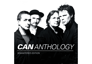 Can - Anthology 25 Years (Remastered) - (CD)