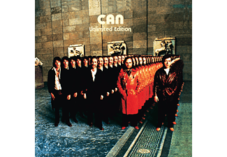 Can - Unlimited Edition (Remastered) [CD]