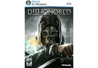 TRADEKS Dishonered PC DVD