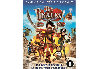 The Pirates: Band Of Misfits | Blu-ray