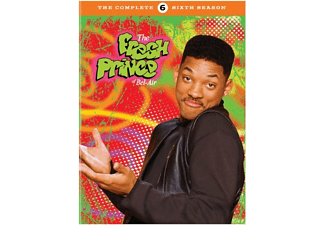 Fresh Prince Of Bel Air - Seizoen 6 | DVD