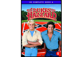 Dukes Of Hazzard - Seizoen 6 | DVD
