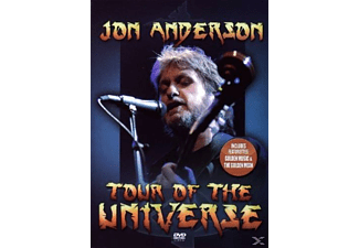 Jon Anderson - Tour Of The Universe - (DVD)