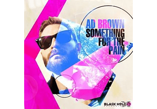 Ad Brown, VARIOUS - Something For The Pain [CD]