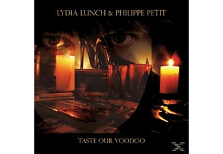Lunch, Lydia/Petit, Philippe - Taste Our Voodoo (Lim.Ed.) [Vinyl]