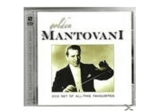 Mantovani - Golden Mantovani - (CD)