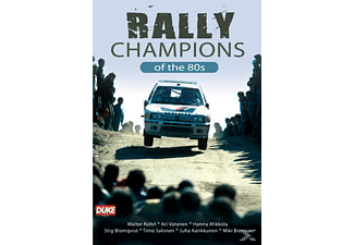Rally Champions of the 80s - (DVD)