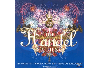 VARIOUS - The Händel Experience [CD]