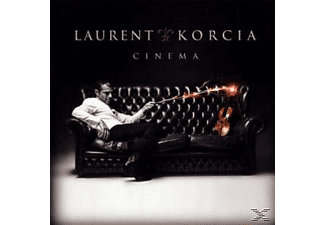 Laurent Korcia - Cinema - (CD)