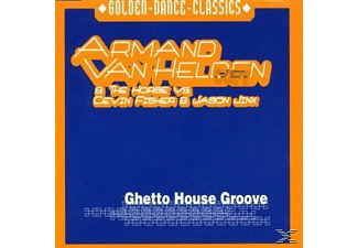 Armand Van & The Horse Helden - Ghetto House Groove - (Maxi Single CD)
