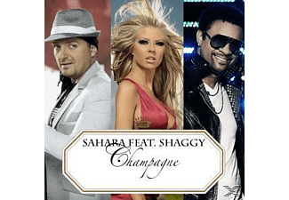 SAHARA FEAT.SHAGGY - Champagne - (Maxi Single CD)