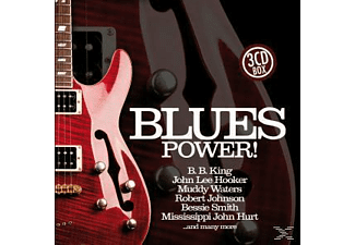 VARIOUS - Blues Power - (CD)
