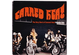 Canned Heat - The Very Best Of Canned Heat Vol.2 [CD]