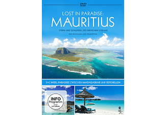 Lost in Paradise: Mauritius - (DVD)