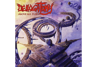 Derogatory - Above All Else [CD]