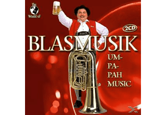 Various - World Of Blasmusik [CD]