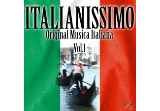 VARIOUS - Italianissimo Vol.1-Original Musica Italina [CD]