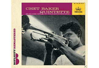 Chet Baker Quintette - Cools Out (Remaster) [CD]