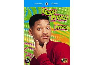 Fresh Prince Of Bel Air - Seizoen 5 | DVD + Boek