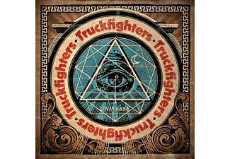 Truckfighters - Universe - (CD)