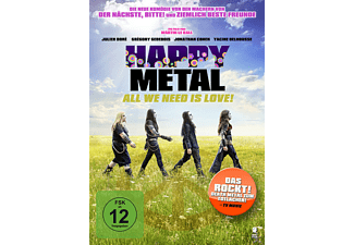 Happy Metal - All we need is Love! - (DVD)