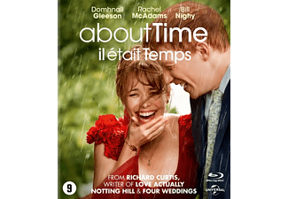 About Time | Blu-ray