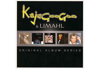 Kajagoogoo & Limahl - Original Album Series [CD]