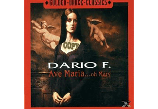 Dario F. - Ave Maria...Oh Mary - (Maxi Single CD)