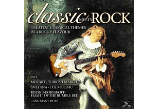 Various - Classic Meets Rock - (CD)