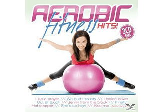 VARIOUS - Aerobic-Fitness Hits! [Box-Set] - (CD)