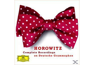 Vladimir Horowitz - Complete Recordings On Deutsche Grammophon [CD]