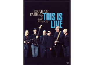 Graham Parker, The Rumour - This Is Live - (DVD)