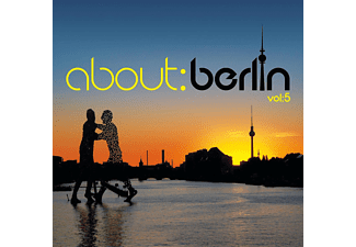 Various - About: Berlin Vol: 5 - (CD)