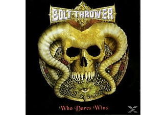 Bolt Thrower - Who Dares Wins - (CD)