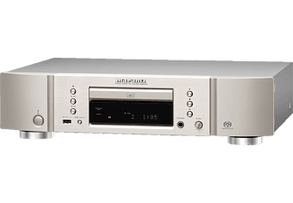 MARANTZ SA8005, CD-Player, Silber/Gold