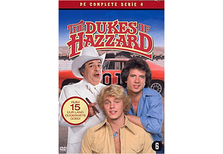 Dukes Of Hazzard - Seizoen 4 | DVD