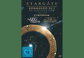 Stargate Kommando SG 1 – Die komplette Serie (62 Discs) - (DVD)