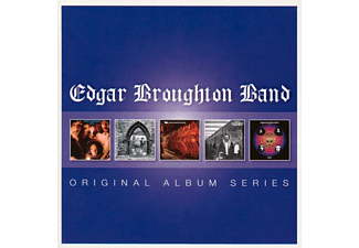 Edgar Band Broughton - Original Album Series [CD]