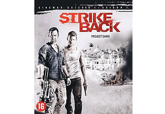 Strike Back - Cinemax Seizoen 1 | Blu-ray