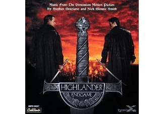 VARIOUS, OST/VARIOUS - Highlander Endgame - (CD)