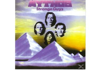 Mythos - STRANGE GUYS - (CD)