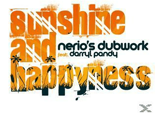 Nerio S Dubwork - Sunshine & Happiness - (5 Zoll Single CD (2-Track))