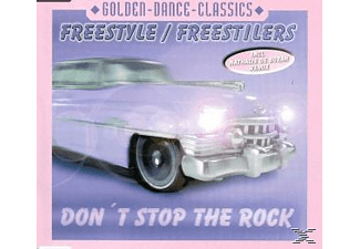 Freestyle, FREESTYLE/FREESTILERS - Don't Stop The Rock - (Maxi Single CD)
