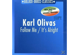 Karl Olivas - Follow Me-It's Alright - (Maxi Single CD)