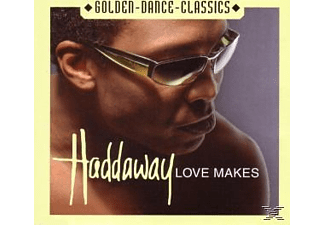 Haddaway - Love Makes - (Maxi Single CD)