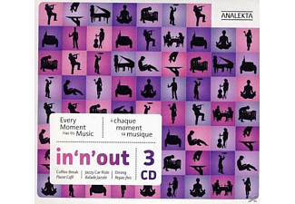 VARIOUS - In'n'out …[Box Set] - (CD)
