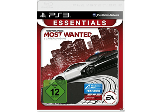 PlayStation 3 Need for Speed: Most Wanted (Software Pyramide) Rennspiel