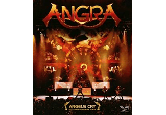Angra - Angels Cry - 20th Anniversary Tour - (Blu-ray)
