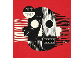 Paper Tiger - Laptop Suntan [CD]