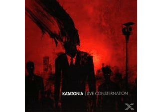 Katatonia - Live Consternation - (CD + DVD Audio)